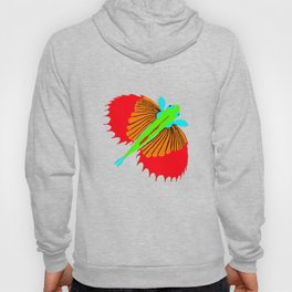 The Spectacular Flying Fish Hoody