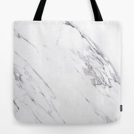 Marble - Classic Real Marble Tote Bag