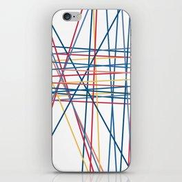 February Print 7 iPhone Skin