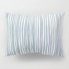Coming up metallic stripes Pillow Sham
