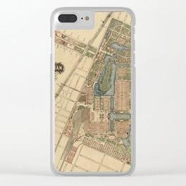 Chicago World Exposition 1893 Clear iPhone Case