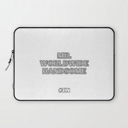 Mr Worldwide Handsome, Jin, BTS Jin Laptop Sleeve