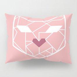 Cat's Heart Pillow Sham