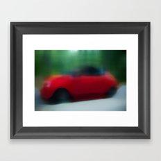 Motion (study) Framed Art Print