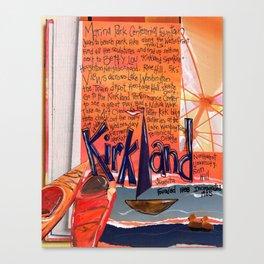 Kirkland Washington Canvas Print