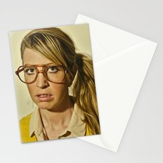 i.am.nerd. :: lizzy c. Stationery Cards