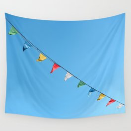 Colorful and minimal party Wall Tapestry