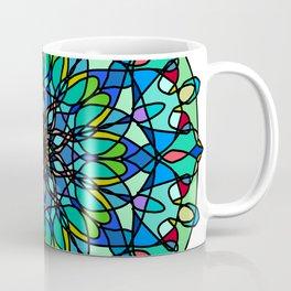 Magic mandala space object Coffee Mug