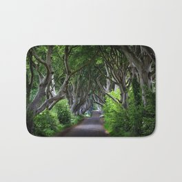 Dark Hedges, Northern Ireland. Bath Mat