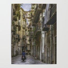 Old City Lane Poster