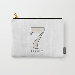 Seven So Lucky Carry-All Pouch