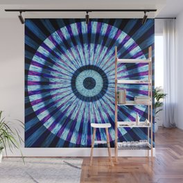 Eye Of The Storm Wall Mural