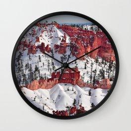 Bryce Canyon - Sunset Point III Wall Clock