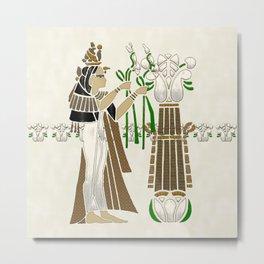 Fresco Metal Print