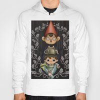 over the garden wall Hoodies featuring Over the Garden Wall. by toibi