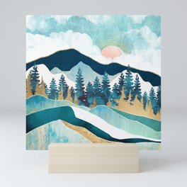 Summer Forest Mini Art Print