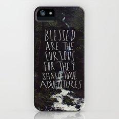 Curious Adventures iPhone (5, 5s) Slim Case