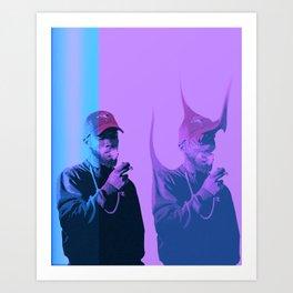 TORY LANEZ Art Print