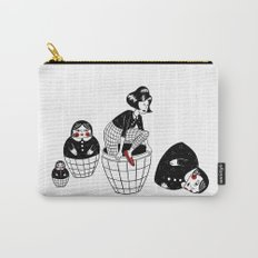 Nesting Doll Carry-All Pouch