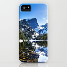 Landscpe iPhone Case