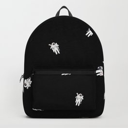 in outer space Backpack