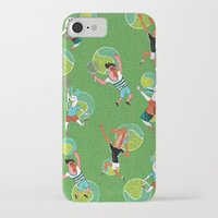 tennis iPhone & iPod Cases featuring Tennis by misslin