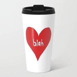 Ambivalent Valentine Travel Mug