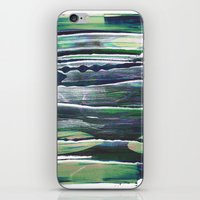 moss iPhone & iPod Skins featuring moss by Artwork by Brie
