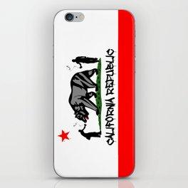 California Republic iPhone Skin