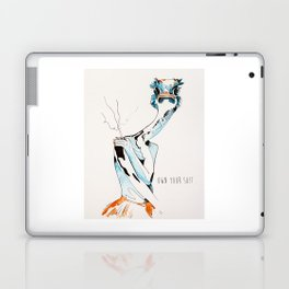 Myrtle Laptop & iPad Skin