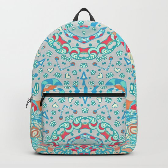 BOHO SUMMER JOURNEY MANDALA Backpack
