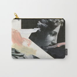 Untitled (Painted Composition 3) Carry-All Pouch
