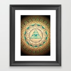 Dollar Idea.. Framed Art Print