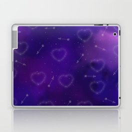 Hearts and Arrows Constellation Laptop & iPad Skin