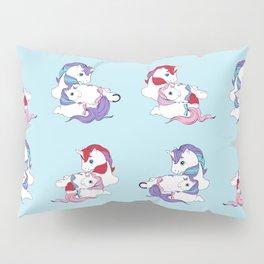g1 my little pony unicorn pattern Pillow Sham