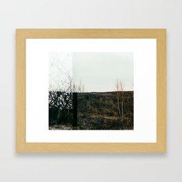 centralia 4 Framed Art Print