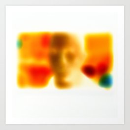 James Negative / Art Print