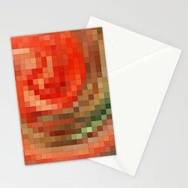 carnation flower fragrance Stationery Cards