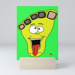 Tickle Toes Mini Art Print