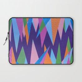 Crystal Stalagmites Laptop Sleeve