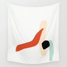 Matisse Shapes 6 Wall Tapestry