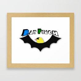 BatFinch Framed Art Print