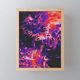 DON'T TAKE ME BACK Framed Mini Art Print