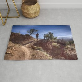 The Hiker Rug
