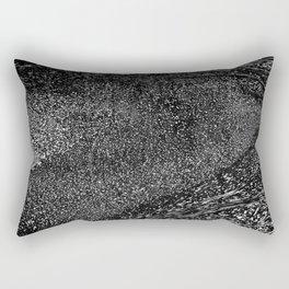 Code of a River Rectangular Pillow