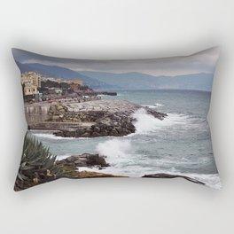 Genoa, Italy Rectangular Pillow