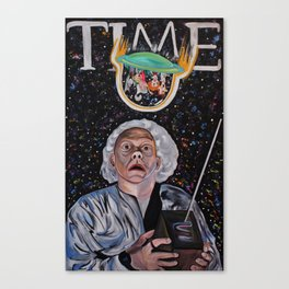 TIME Magazine Canvas Print