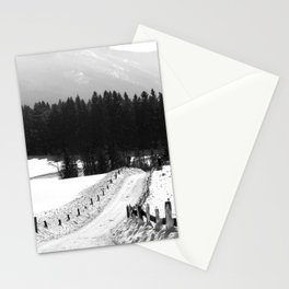 Garmisher Landscape  Stationery Cards