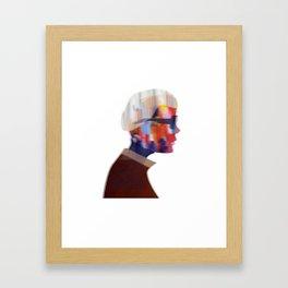 persona Framed Art Print