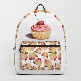 The Perfect Pink Cupcake Backpack